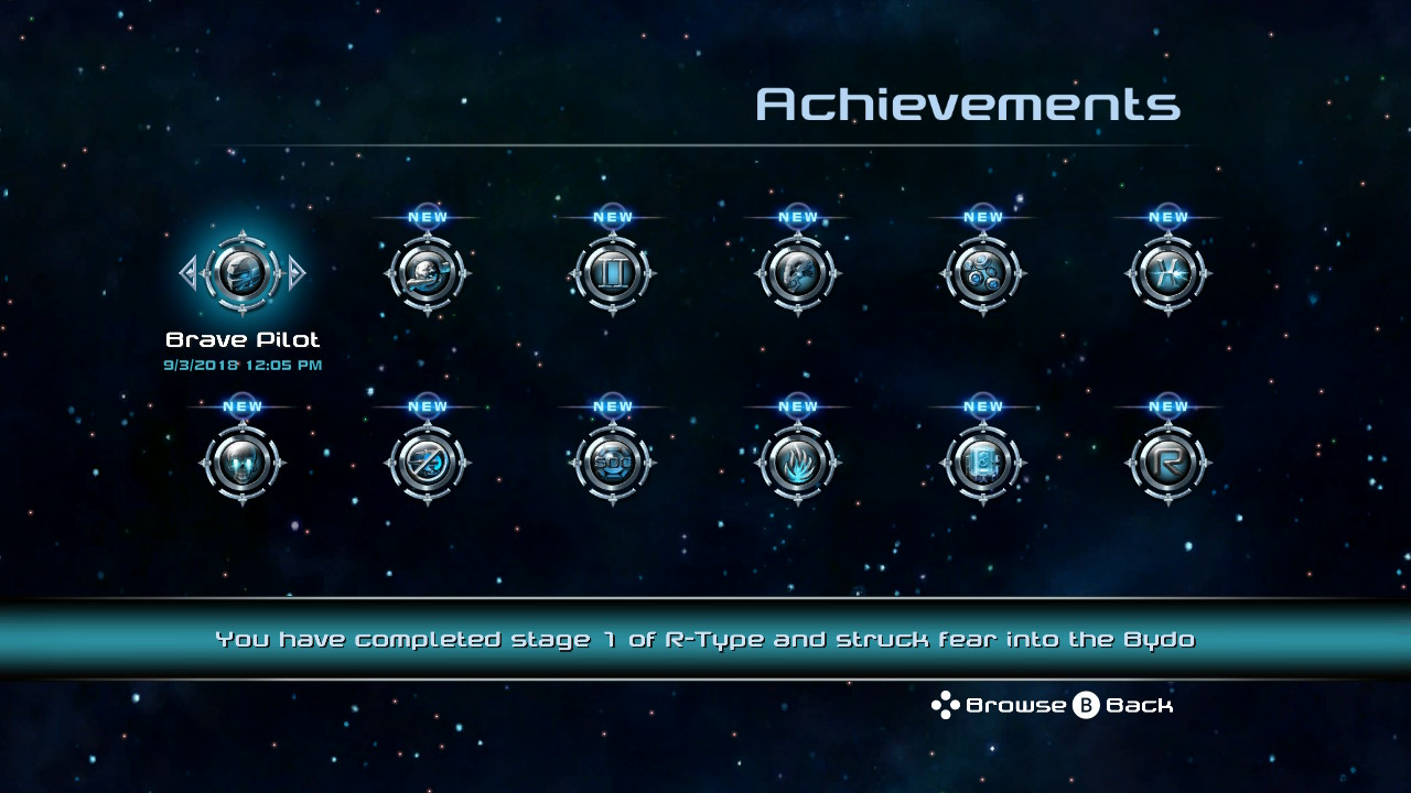 R-Type Dimensions EX | Tozai Games
